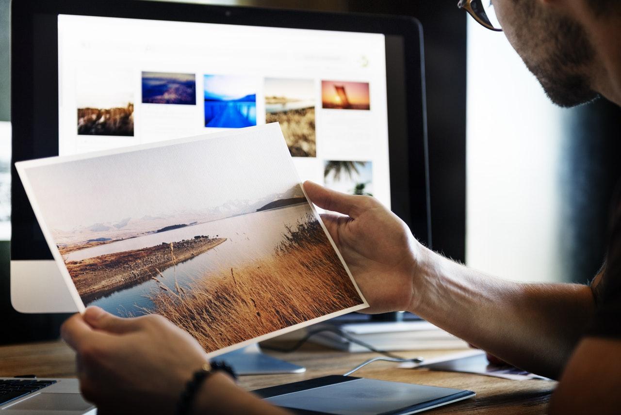 Selon une étude, 90% des photographes...