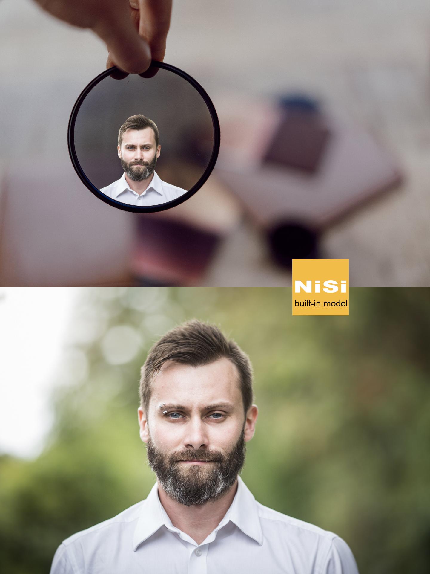 NiSi propose des filtres d'objectifs avec...