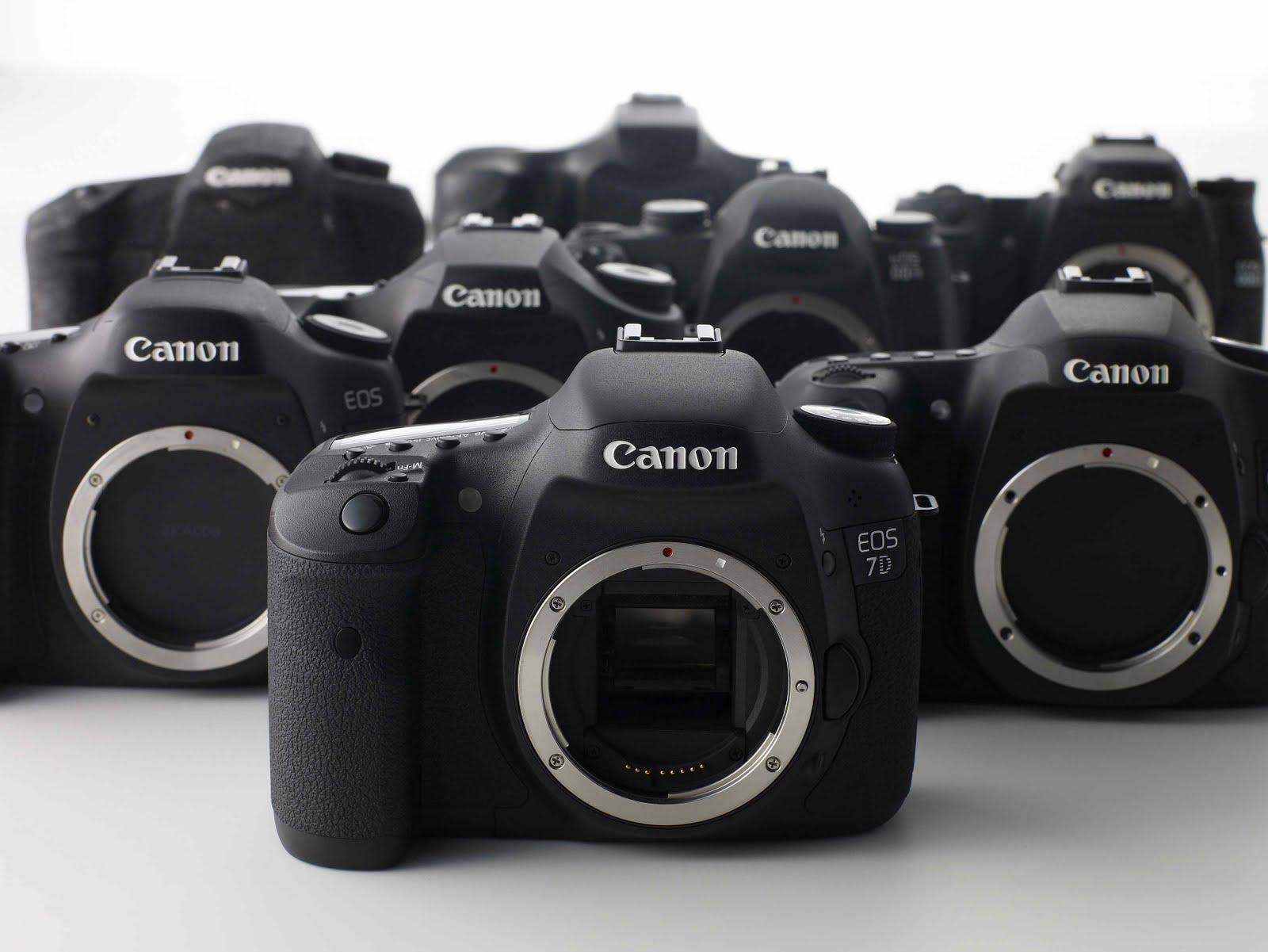 Canon annonce la fin des développements de boitiers reflex et mirroless car les photographes sont trop mauvais